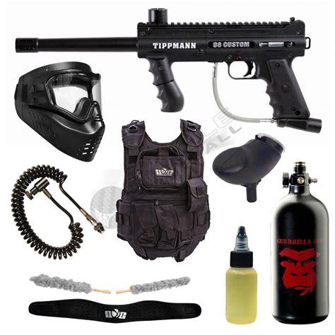 Gun-Builder Opsgear Paintball Gun Builder.
