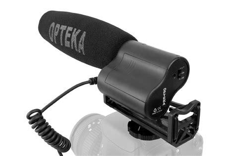 Opteka Vm 100 Video Condenser Shotgun Microphone Review