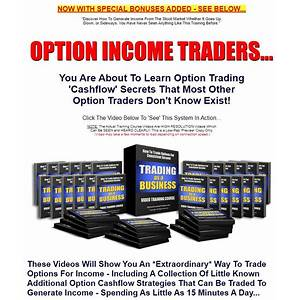 Option income system online coupon