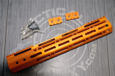 Orange Anodized Ar 15 Parts