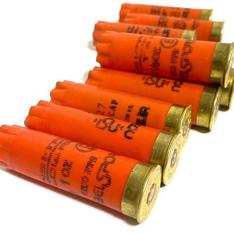 Orange Shotgun Shells