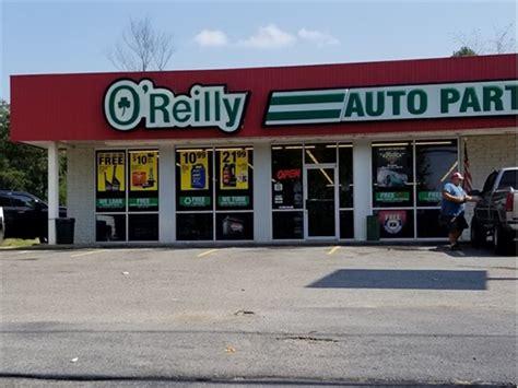 Oreillys Auto Parts Greenbrier Ar