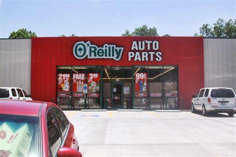 Oreily Auto Parts Paris Ar