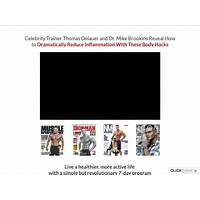 Organic health protocol by celebrity trainer thomas delauer promo