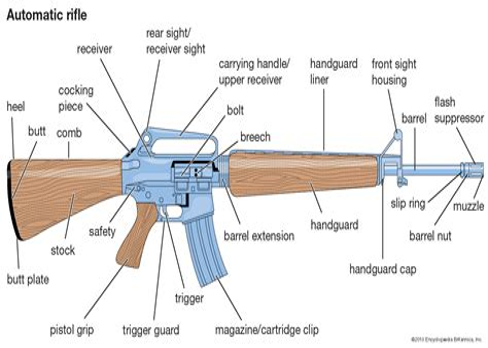 Origin Of Assault Rifle Word