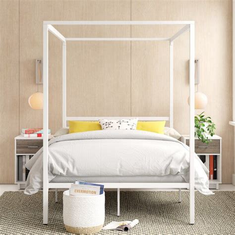Orpha Canopy Bed Frame