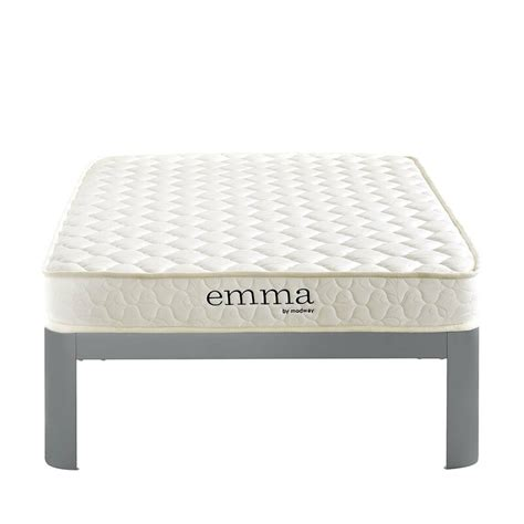 "Ortega 6"" Firm Memory Foam Mattress"