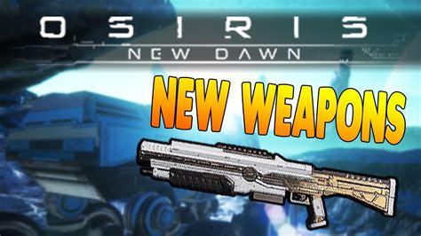 Osiris New Dawn Assault Rifle Ammo