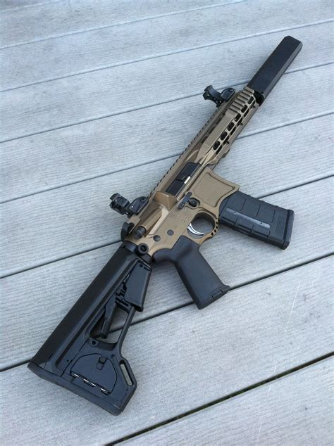 Osprey 45 Suppressor 300 Blackout