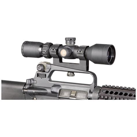 Osprey 4x12x44mm Rifle Scope