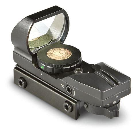 Osprey Reflex Red Dot Sight Review