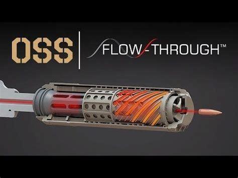 Oss Baffleless Suppressor Revolutionary Sound Suppressor