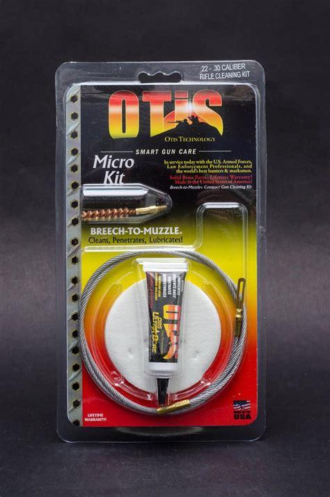 Otis Micro Rifle Gun Cleaning Kit 22 To 30 Cal Midwayusa