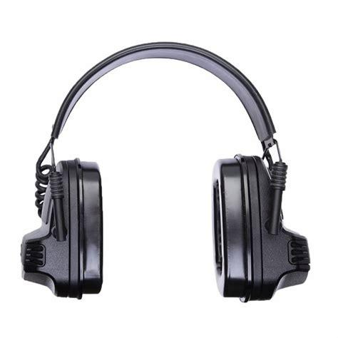 Otto Engineering Noisebarrier Range Ear Muffs Noizebarrier Range Sa Ear Muffs Black