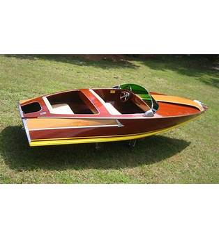 Outboard Boat Plans Free