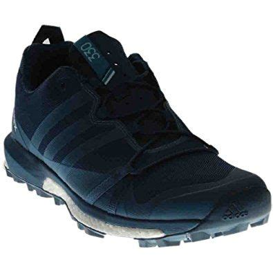 outdoor Men's Terrex Agravic Blue Night/Mystery Petrol/White 8.5 D US