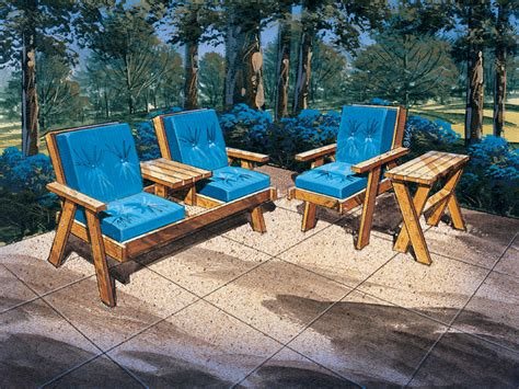 outdoor furniture woodworking plans.aspx Image