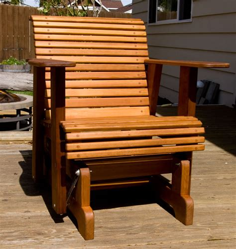 outdoor glider chair plans.aspx Image
