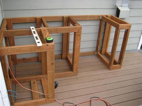 outdoor kitchen cabinet plans.aspx Image