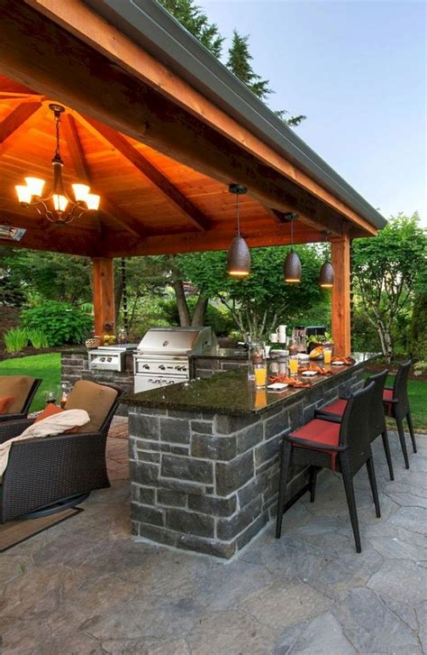 Outdoor Kitchen Ideas On A Budget