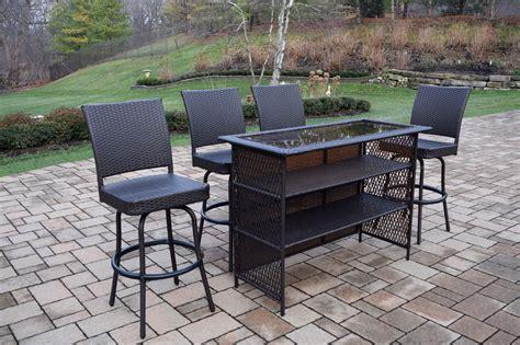 outdoor patio bar set.aspx Image