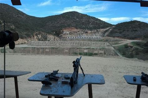 Outdoor Rifle Range Near Met 300yrds