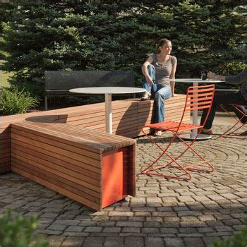 outdoor seating bench.aspx Image