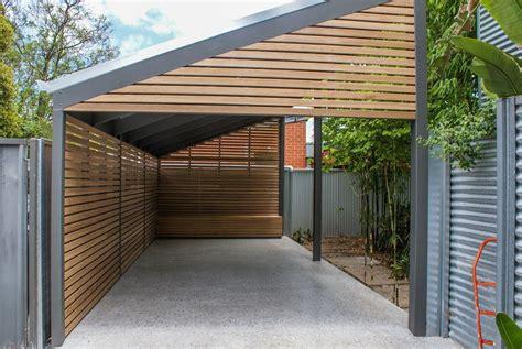 Outdoor carport enclosure ideas Image