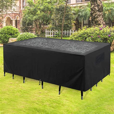 Outdoor furniture patio cover Image