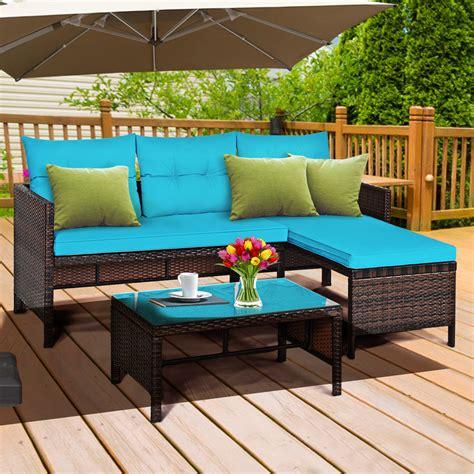 Outdoor furniture patio furniture Image