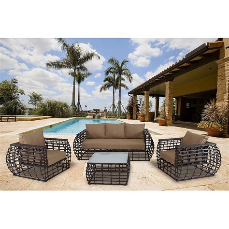 Outdoor Modern Patio Furniture Image
