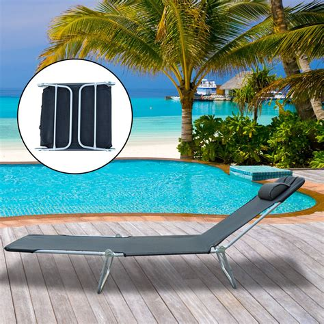 Outdoor patio lounge chairs Image