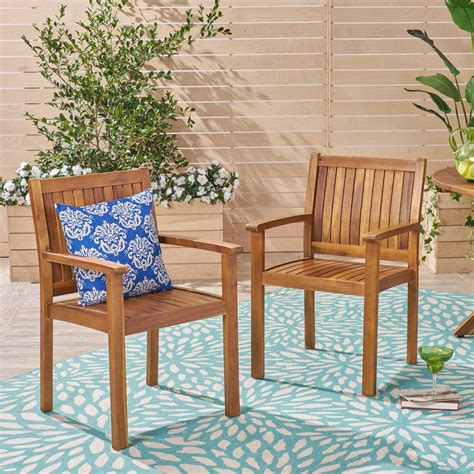 Outdoor seating furniture Image
