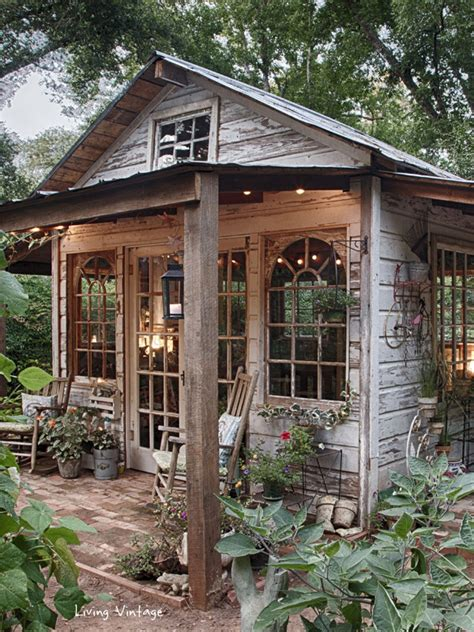 Outdoor shed ideas Image