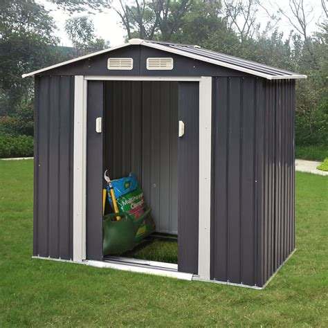 Outdoor Storage Sheds with Floors