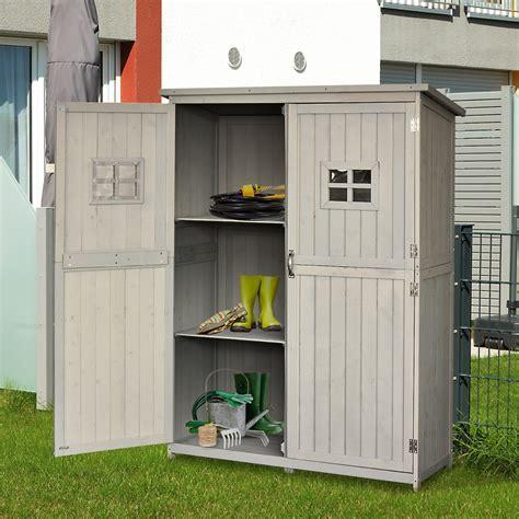 Outdoor storage units Image