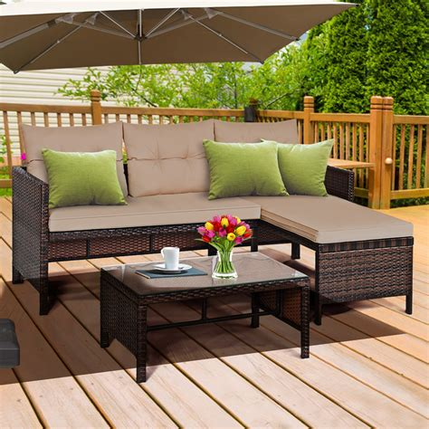 Outside garden furniture Image