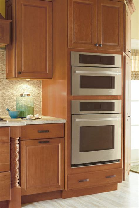 Oven cabinet plans Image