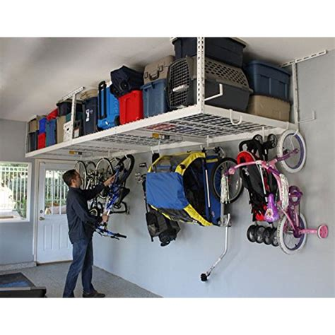 Overhead Garage Storage Rack Make Your Own Beautiful  HD Wallpapers, Images Over 1000+ [ralydesign.ml]