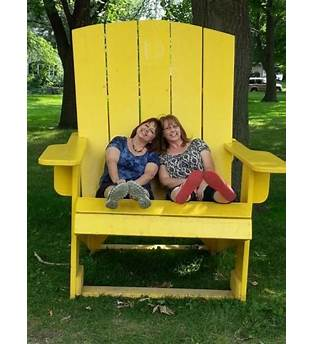 Oversize Adirondack Chair Plans