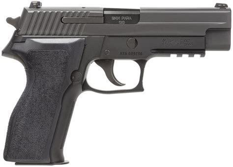 P226 Nitron Fullsize Sig Sauer