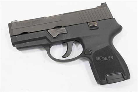 P250 9mm Subcompact