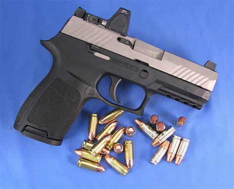 P320 Best Ammo