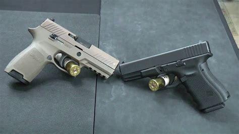 P320 X Five Vs Glock 34