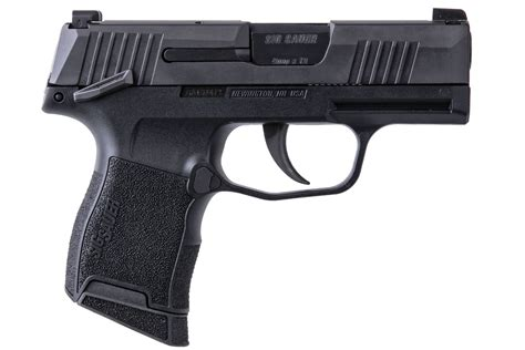 P365 Micro Compact 9mm Pistol From Sig Sauer