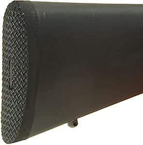 Pachmayr D500B Ultra Light Field Rifle Recoil Pad Black