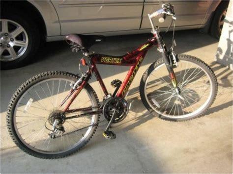 Pacific Vortex Mountain Bike