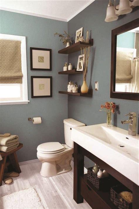 Paint Ideas For A Small Bathroom