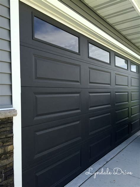 Painting Garage Door Black Make Your Own Beautiful  HD Wallpapers, Images Over 1000+ [ralydesign.ml]