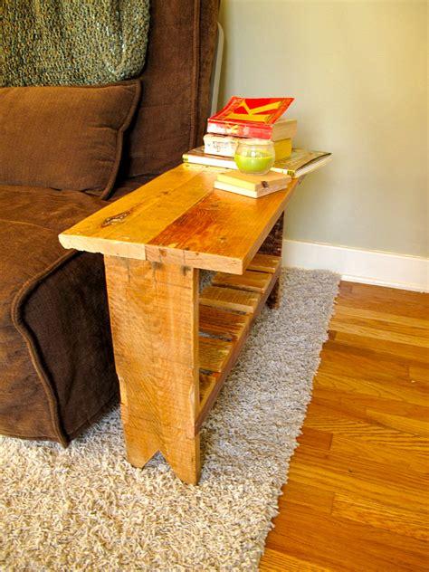 pallet end table diy.aspx Image
